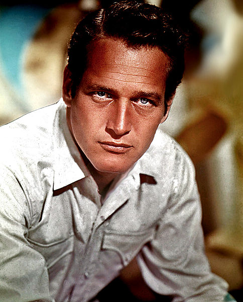 """To be an actor you have to be a child."" – Paul Newman"