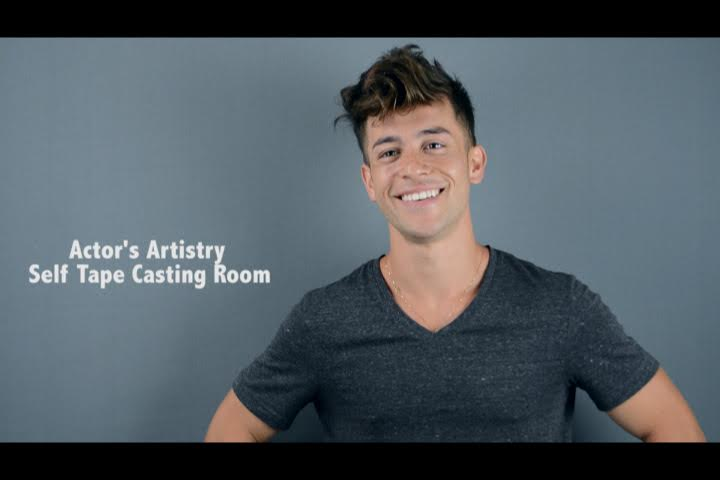 Self Tape Casting Room Example